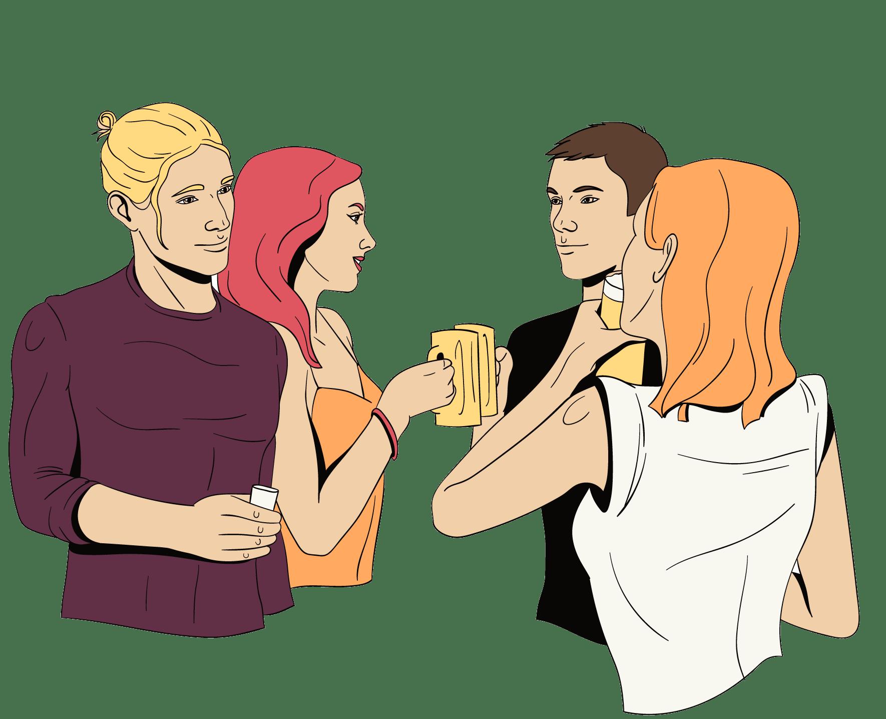 l'alcool peut augmenter le risque de tricherie
